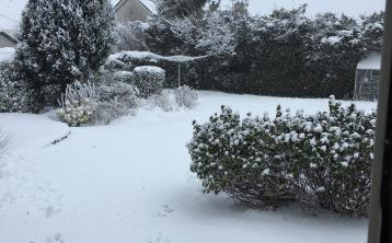 Weather update: Tipperary Gardai warn motorists to stay off the roads