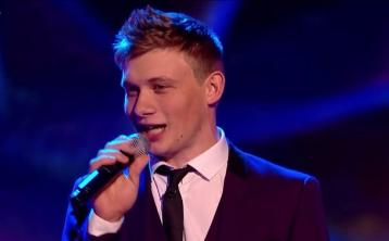 Huge support for Shane as he battles it out on The Voice UK
