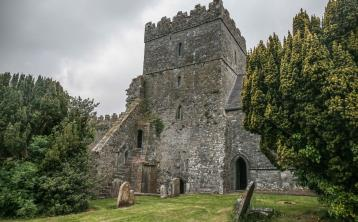 Free tours of St Mary's Church, Gowran