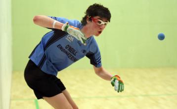 Kilkenny handball: Aoife Holden takes Leinster title