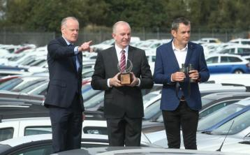 Fifty in line for Irish Car of the Year award