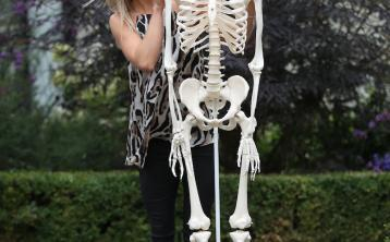 Mind your Bones - awareness campaign ahead of World Osteoprosis Day