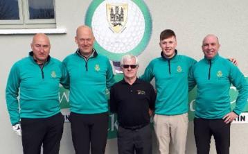 Kilkenny greatest hurler DJ Carey star beaten in golf match