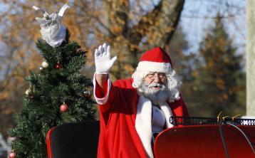 Thomastown Christmas parade