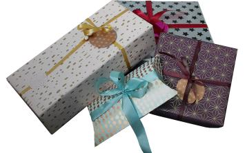 Kilkenny CHristmas wrapping paper