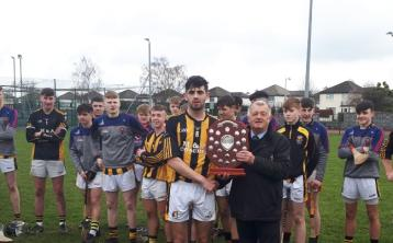 Castlecomer CS hang on in tight finish for thrilling Leinster win