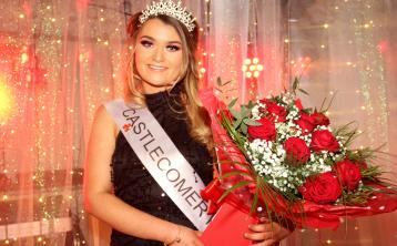 Niamh Balkin wows the judges and is crowned the Castlecomer Rose