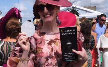 Kilkenny milliner is a finalist for Best Dressed Lady at the Galway Races