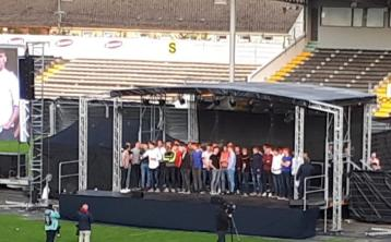 All-Ireland Homecoming - Thousands turn out to welcome home Kilkenny hurlers
