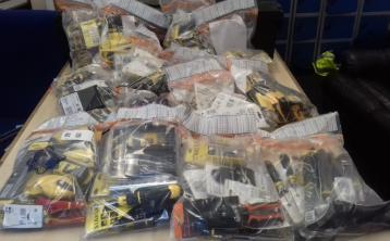Gardaí seized €6,000 worth of stolen tools at car boot sale in Co Kilkenny