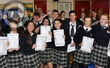 Gallery: Kilkenny students celebrate results as hard work pays off
