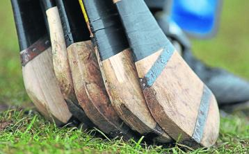 A big rush now to the conclusion of Kilkenny hurling finals
