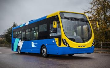 First glimpse of Kilkenny's new city bus - launching next Wednesday