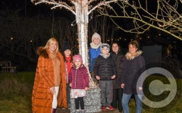Putting an extra touch to Christmas in Kilkenny