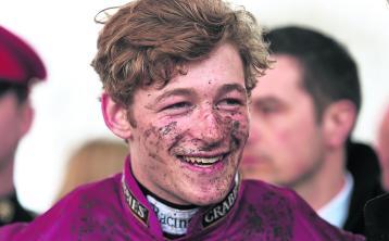 Jockey David Mullins