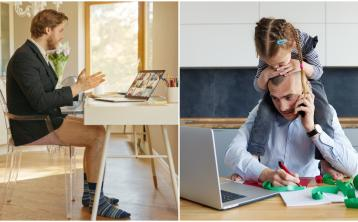 Working-from-Home: The embarrassing moments and how to deal with them