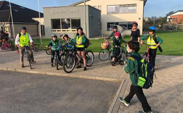 Community effort sees more children walking and cycling to school in Kilkenny
