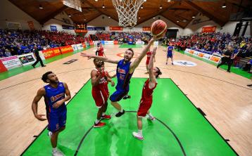 Basketball Ireland calls for clear government plan to allow basketball's resumption
