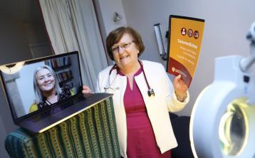 Five-fold increase in use of Telemedicine in Ireland since start of Pandemic