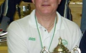 Kilkenny's John Comerford inducted into Irish Racquetball Hall of Fame