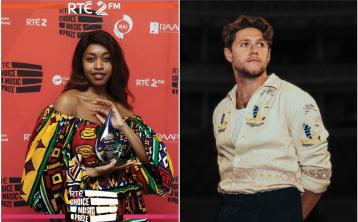 Denise Chaila and Niall Horan take top gongs at RTÉ Choice Music Awards