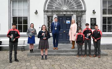 GALLERY: Enterprising Kilkenny students honoured ahead of National Final