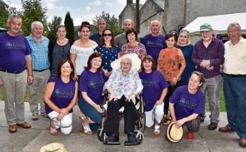 Alzheimer Society Garden Party in Burnchurch