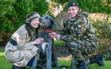 Fionn is top dog for parade