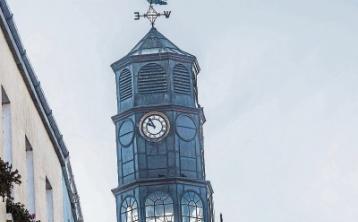 Clocks go back a week early at City Hall Kilkenny