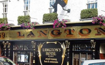 Langton House Hotel named top wedding venue in Kilkenny and Leinster