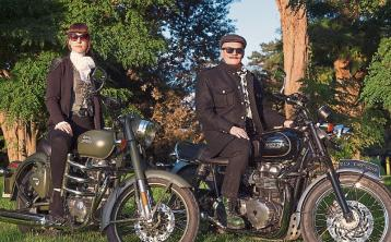 Kilkenny motorbike fans - take part in the Distinguished Gentleman's Ride