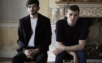 Sibling power: Harry and Alfie Hudson-Taylor