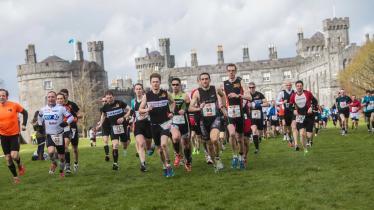 PICTURE PARADE: Kilkenny Triathlon Club's first duathlon in the Castle Park