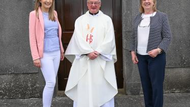 PICTURE GALLERY: Celebrating Fr Larry's Golden Jubilee in Muckalee