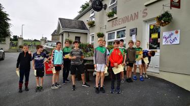 GALLERY: Kilkenny páistí are loving this new Irish language summer camp