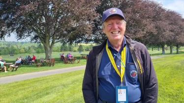 WATCH: Irish golf legend Des Smyth excited for today's DDF Irish Open in Kilkenny