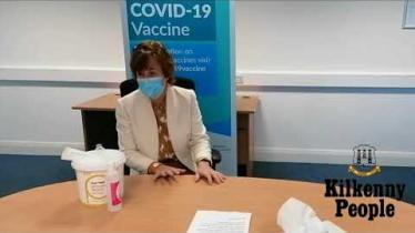 VIDEO: Step-by-step guide to the vaccination process at Cillín Hill, Kilkenny