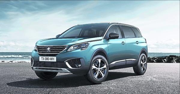 Best 7 Seater Suv >> Peugeot: The 5008 SUV offers space galore - Kilkenny People