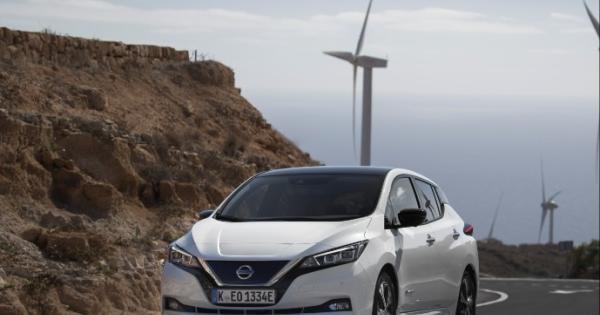 New Nissan Leaf is set to spark electric revolution ...