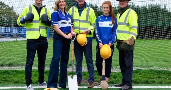 Sporting legends back new sports grounds in Paulstown