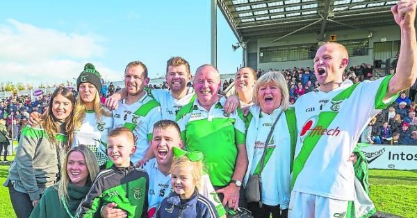 Tullaroan in hurling heaven on this great club and parish journey - Kilkenny People