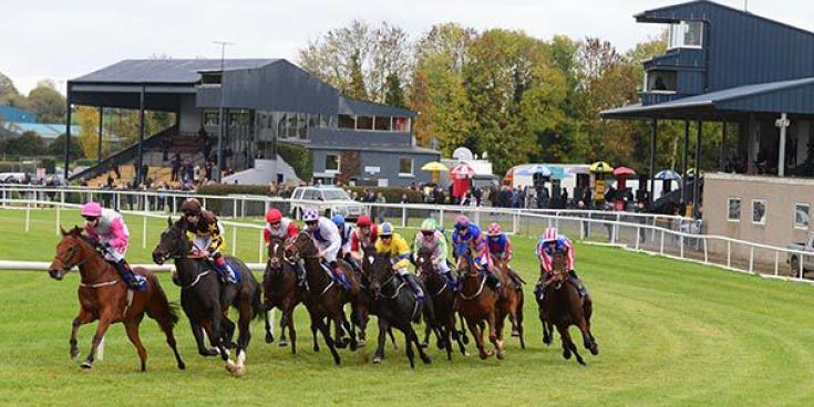 Horse racing events have always been popular in Ireland.