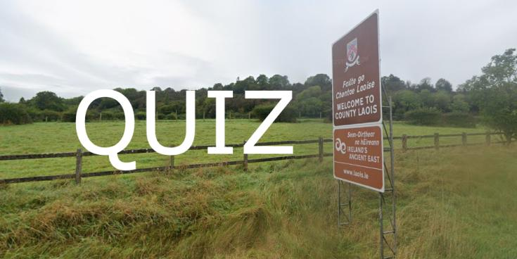 QUIZ: Is this place in Kilkenny or Laois?