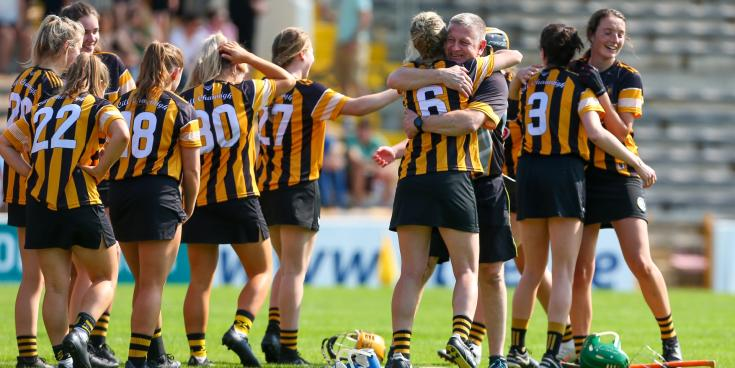 Double delight for Kilkenny camogie as two teams book All-Ireland final berths