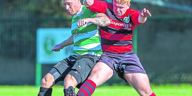 Evergreen among the big winners in FAI Junior Cup