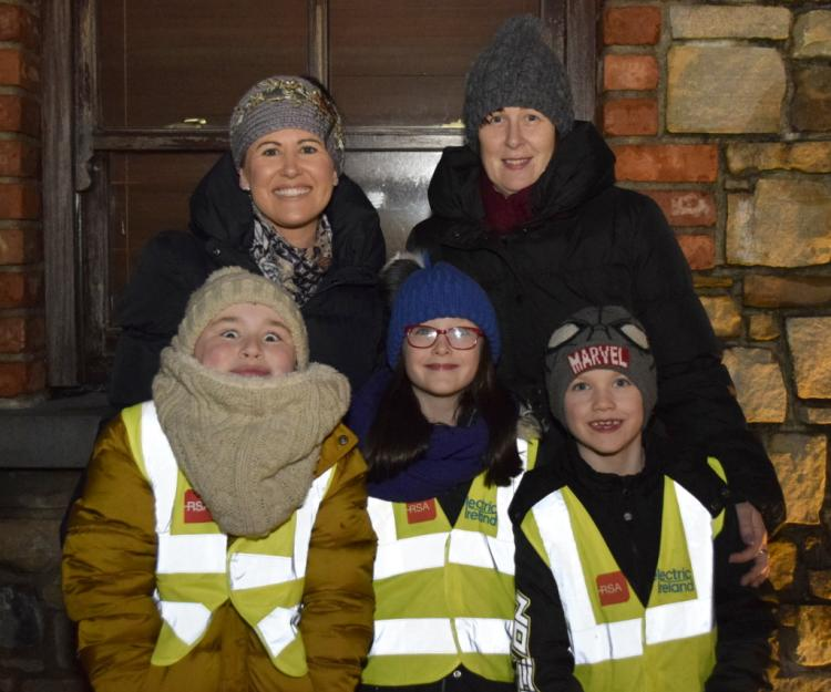 GALLERY: Mooncoin Midnight Walk 'has Given Me Hope', Says
