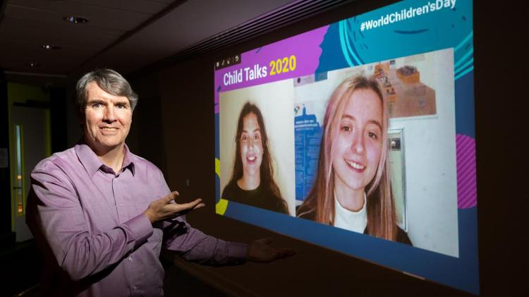 Kilkenny children and young people invited to apply for Child Talks 2021