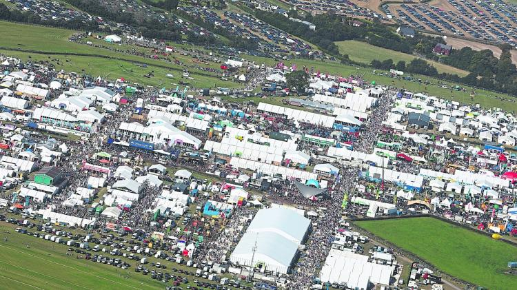 National Ploughing Championships trade exhibition cancelled for 2021