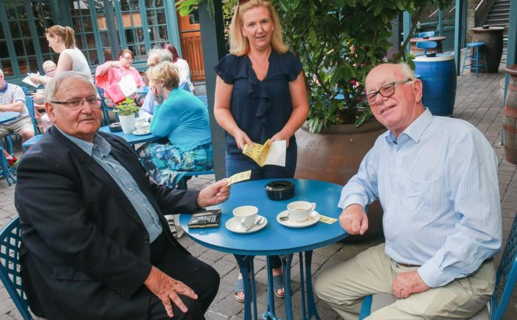 Picture Gallery: Cois Nore Coffee morning at Langton's
