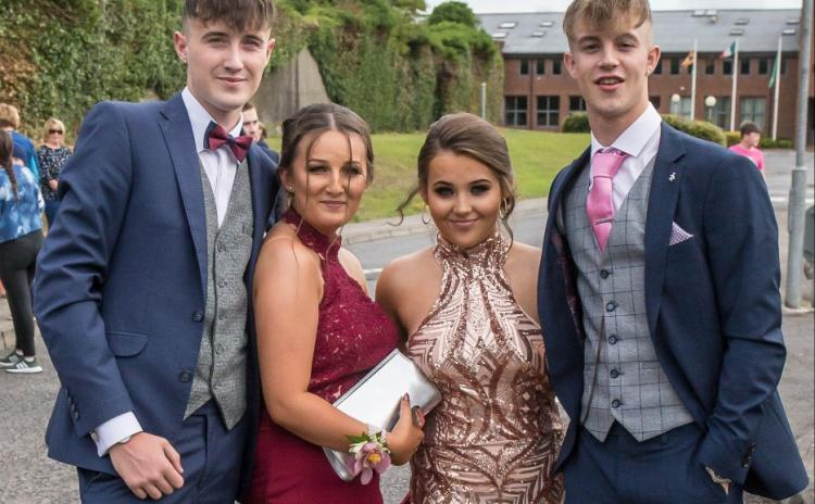 Picture Gallery: All the fun and style from Castlecomer CS Debs
